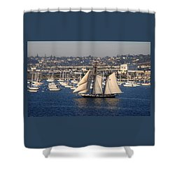 Only In My Dreams Shower Curtain by Jay Milo