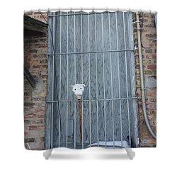 Onna Stick Shower Curtain