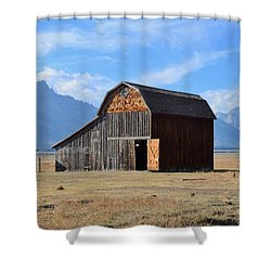 Open Door Colored Version Shower Curtain by Kathleen Struckle