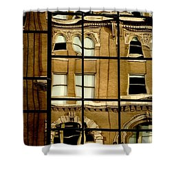 Shower Curtain featuring the photograph Open Windows by Christiane Hellner-OBrien