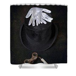 Opera Shower Curtain by Joana Kruse