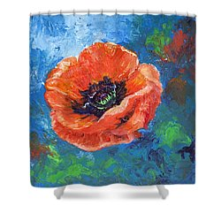 Opium Dreams Shower Curtain