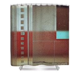 Opus Shower Curtain by Darla Wood