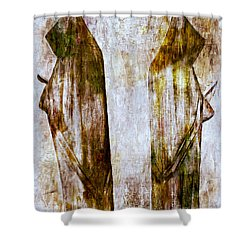 Opus Dei Shower Curtain