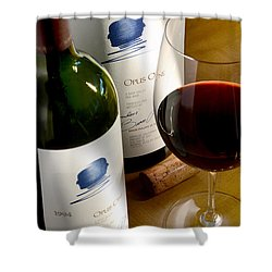 Opus With Friends Shower Curtain