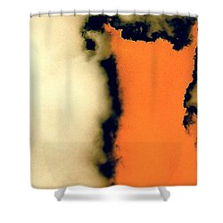 Storm Shower Curtain by Jacqueline McReynolds
