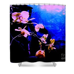 Orchidia Shower Curtain