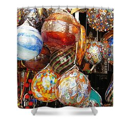 Shower Curtain featuring the photograph Ornate by Natalie Ortiz