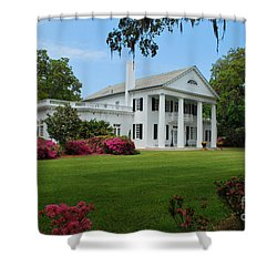 Orton Plantation Shower Curtain by Bob Sample