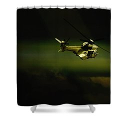 Shower Curtain featuring the photograph Oryx by Paul Job