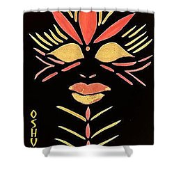 Oshun Shower Curtain