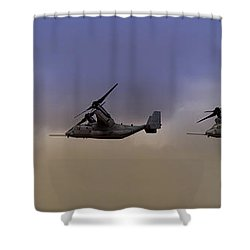 Osprey Transformation Shower Curtain