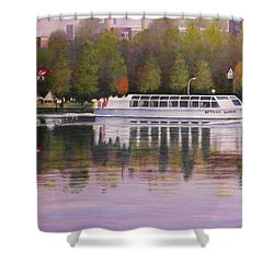 Ottawa Queen Shower Curtain