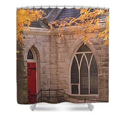 Ottumwa Church Shower Curtain