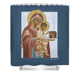 Our Lady Of Loretto 033 Shower Curtain