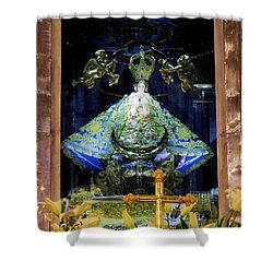 Our Lady Of San Juan De Los Lagos Shower Curtain