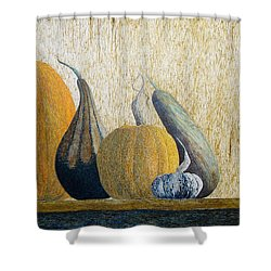 Out Cast Shower Curtain
