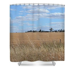 Outback  Shower Curtain