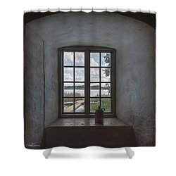 Outlook Shower Curtain by Torbjorn Swenelius