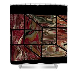 Outside The Box I Shower Curtain