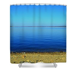 Shower Curtain featuring the photograph Overflow by Rima Biswas