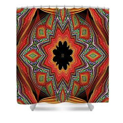 Ovs 16 Shower Curtain