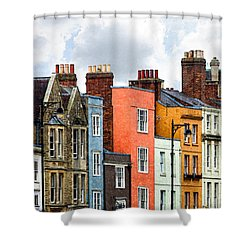 Oxford Medley Shower Curtain