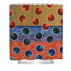 Pacman Zombies Awaking At Sun-rise Shower Curtain