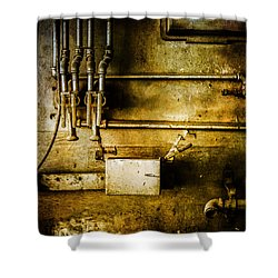 Pacific Airmotive Corp 03 Shower Curtain