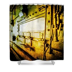 Pacific Airmotive Corp 05 Shower Curtain