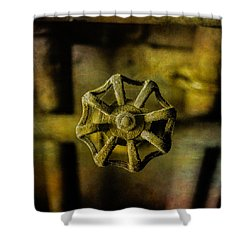 Pacific Airmotive Corp 22 Shower Curtain