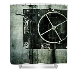 Pacific Airmotive Corp 29 Shower Curtain