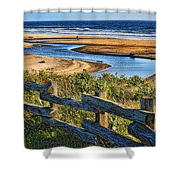 Shower Curtain featuring the photograph Pacific Coast - 4 by Mark Madere
