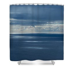 Pacific Highlights Shower Curtain