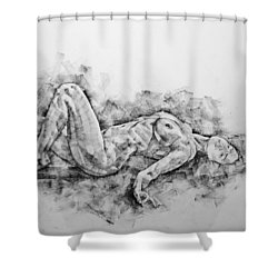 Page 30 Shower Curtain