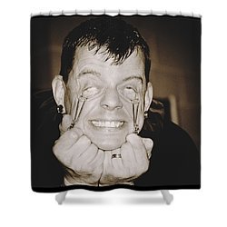 Shower Curtain featuring the photograph Painful by Alice Gipson