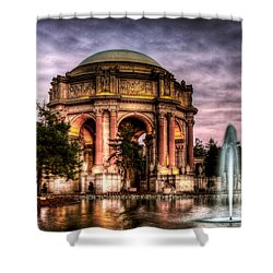 Palace Redone Shower Curtain