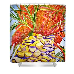 Palermo Palm Shower Curtain