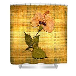 Papyrus6 Shower Curtain