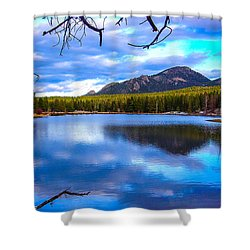 Shower Curtain featuring the photograph Paradise 2 by Shannon Harrington