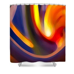Paradise Creation Shower Curtain
