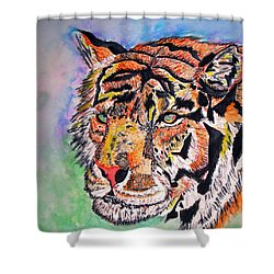 Paradise Dream Shower Curtain