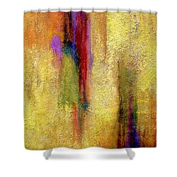 Parallel Dreams Shower Curtain