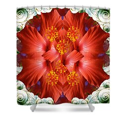 Passion Shower Curtain