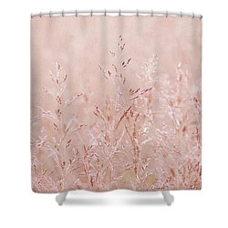 Pastel Nature Shower Curtain by Svetlana Sewell