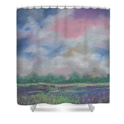 Pastel Sky Shower Curtain