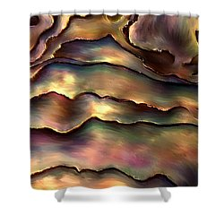 Patabat By Rafi Talby   Shower Curtain by Rafi Talby