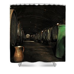Patience Rewarded Shower Curtain