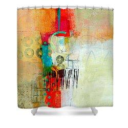Pattern Study #1 Shower Curtain by Jane Davies