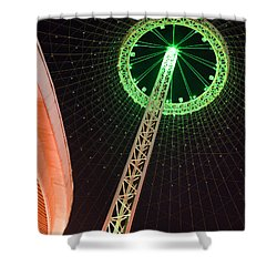 Pavilion Shower Curtain